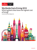 The Economist (Intelligence Unit) - Worldwide Cost of Living 2018 (2018)