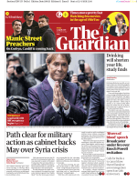 The Guardian - April 13, 2018