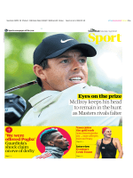 The Guardian Sport - April 7, 2018