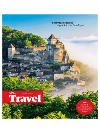 The Guardian Travel - April 7, 2018
