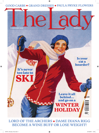 The Lady - 5 January 2018