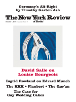 The New York Review of Books - December 07, 2017
