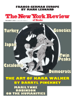 The New York Review of Books - November 09, 2017