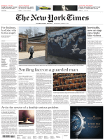The New York Times International Edition  – March 07, 2018