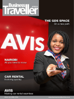 Business Traveller Africa - April 2018