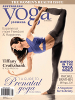 Australian Yoga Journal - May 2018