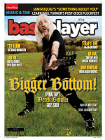 Bass Player - May 2018