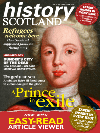 History Scotland – May June 2018
