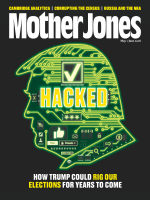 Mother Jones - May June 2018
