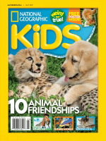 National Geographic Kids USA - May 2018