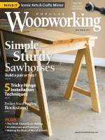 Popular Woodworking - June 01, 2018