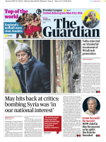 The Guardian - April 16, 2018