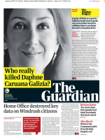 The Guardian - April 18, 2018