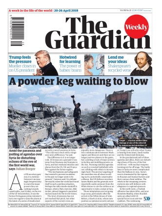 The Guardian Weekly – April 20, 2018