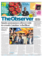 The Observer - 22 October 2017