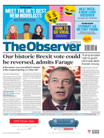 The Observer — January 14, 2018