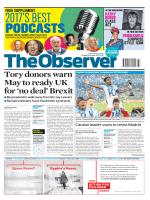 The Observer 29 October 2017