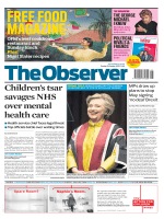 The Observer October - 15 2017