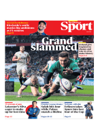 The Observer Sport - March 18, 2018