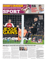 The Observer Sports 03 December 2017