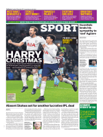The Observer Sports 24 December 2017