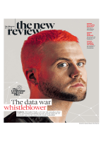 The Observer The New Review - March 18, 2018