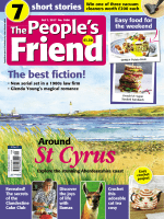 The People's Friend - October 7, 2017