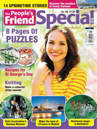 The People's Friend Special – April 2018
