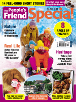 The People's Friend Special - Issue 150 2017
