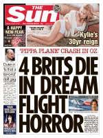 The Sun UK – 01 January 2018