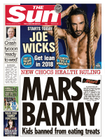 The Sun UK – 02 January 2018