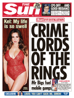 The Sun UK – 03 April 2018