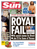 The Sun UK – 04 January 2018