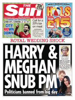 The Sun UK – 11 April 2018