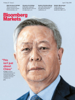 Bloomberg Markets - April 2018