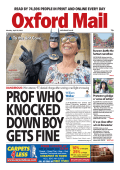 Oxford Mail – April 23, 2018