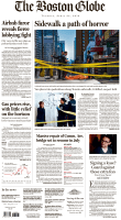 The Boston Globe – April 24, 2018