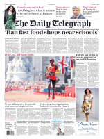 The Daily Telegraph - April 23, 2018