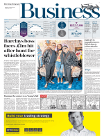 The Daily Telegraph Business - April 23, 2018