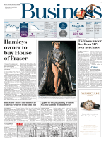 The Daily Telegraph Business - April 25, 2018