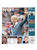 The Daily Telegraph Sport - April 23, 2018