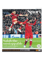 The Daily Telegraph Sport - April 25, 2018