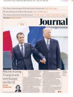 The Guardian e-paper Journal - April 25, 2018