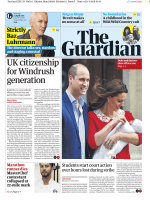 The Guardian - April 24, 2018