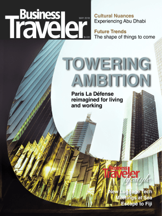 Business Traveler USA - May 2018