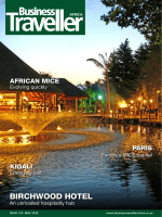 Business Traveller Africa - May 2018