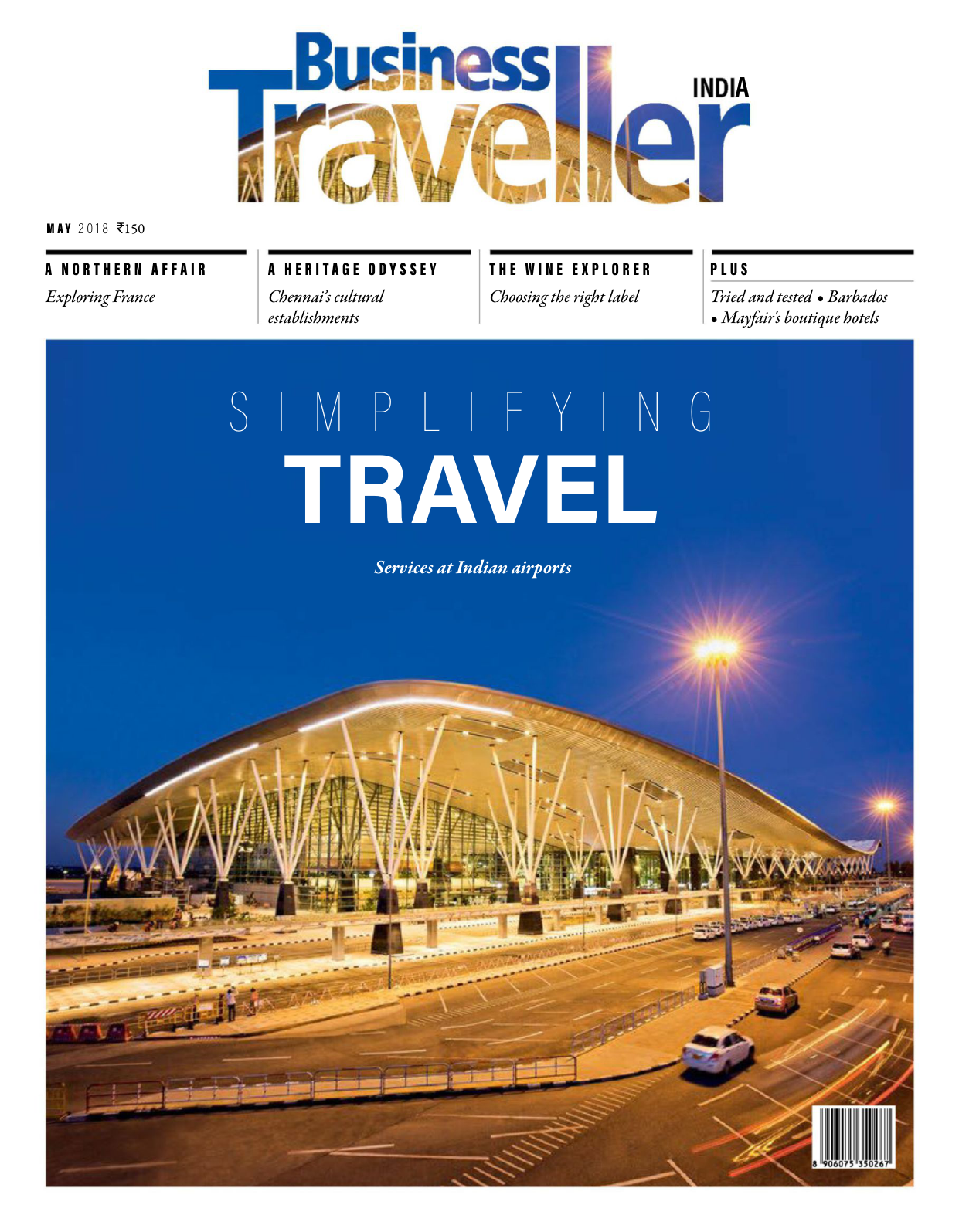 a79f9bafda Business Traveller India - May 2018