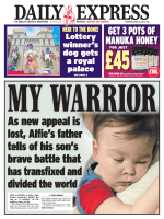 Daily Express – April 26, 2018