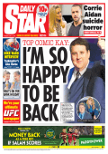 Daily Star – May 01, 2018