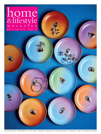 Home & Lifestyle - May-June 2018